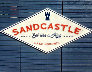Sandcastle Restaurant Minneapolis